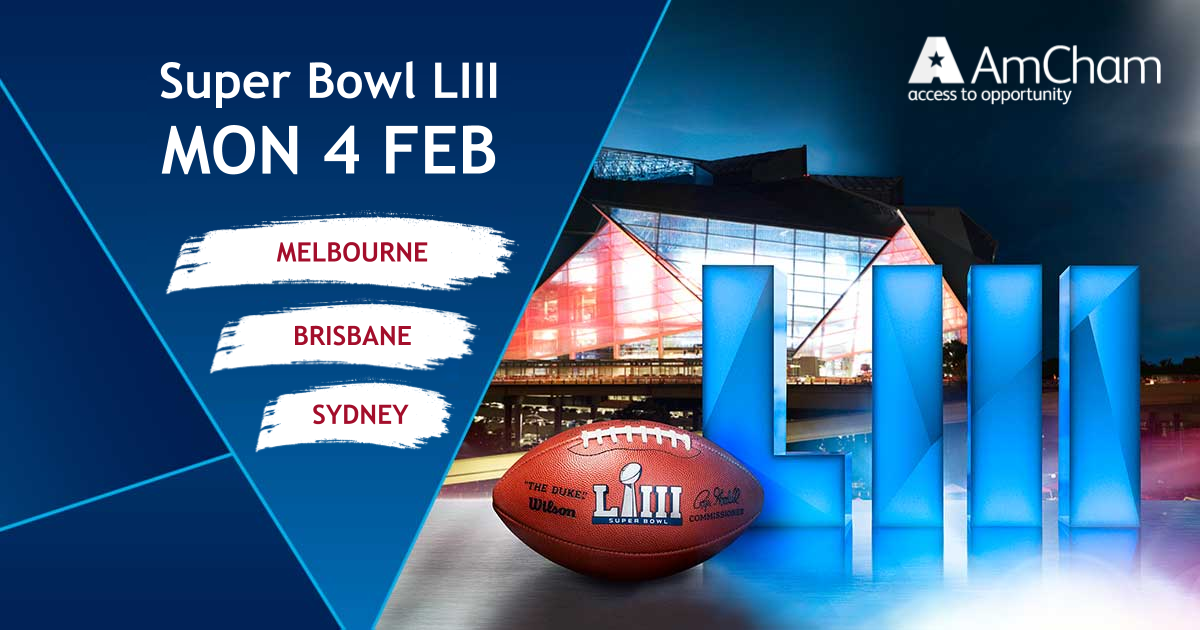 Super Bowl LIII Event Image
